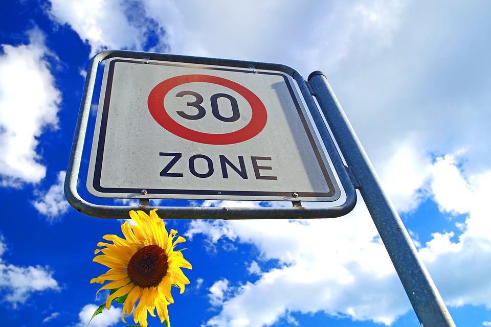 Zone 30 pour tous ….