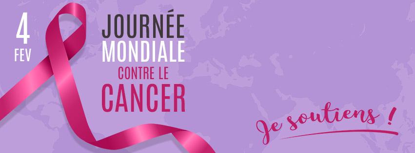 LE CANCER … Première cause de décès dans les pays industrialisés.