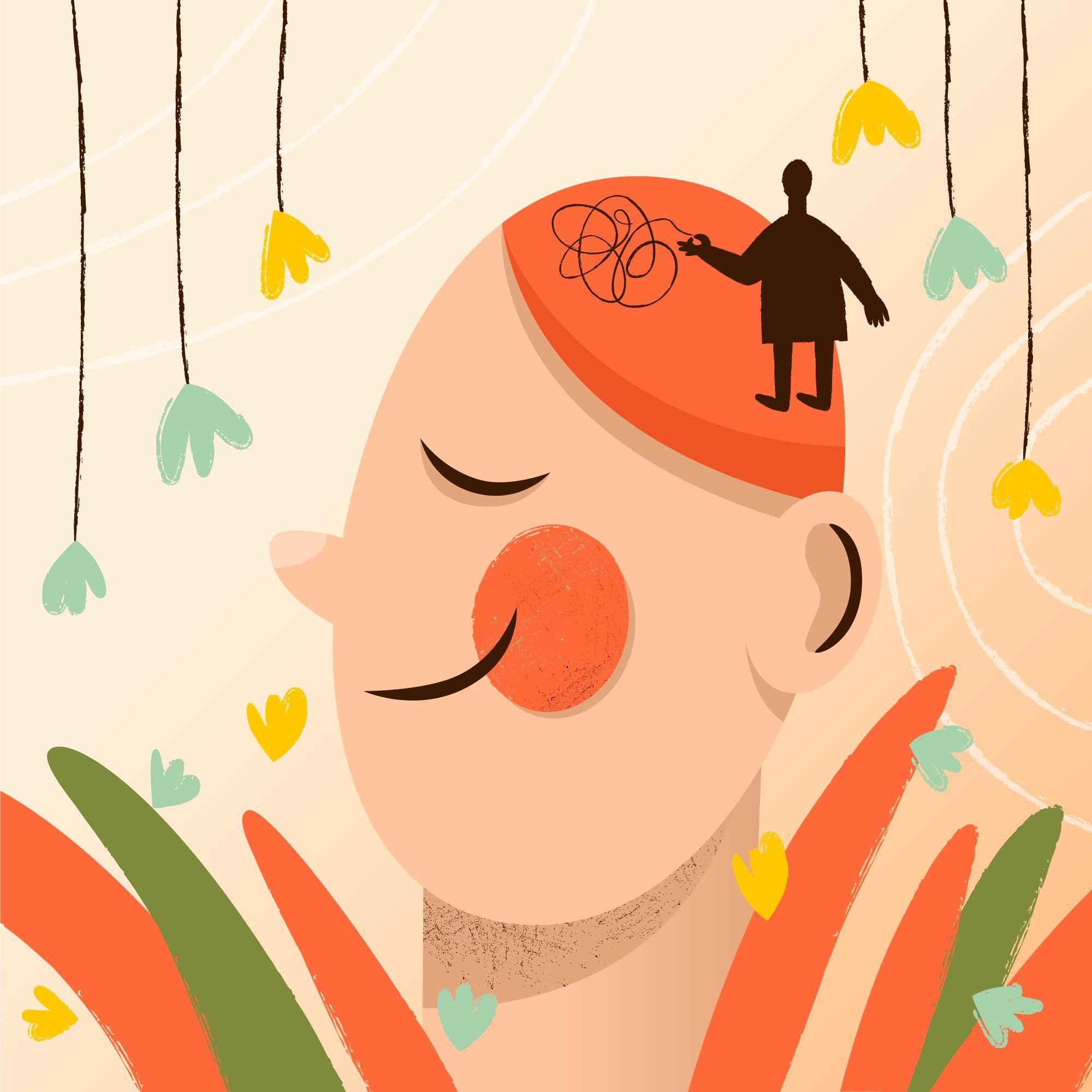 Un plan d'action pour favoriser la bonne santé mentale.