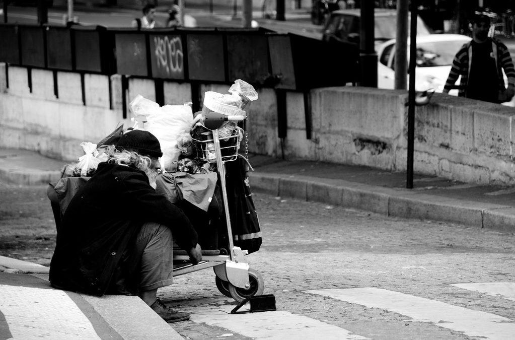 Pauvreté en Belgique