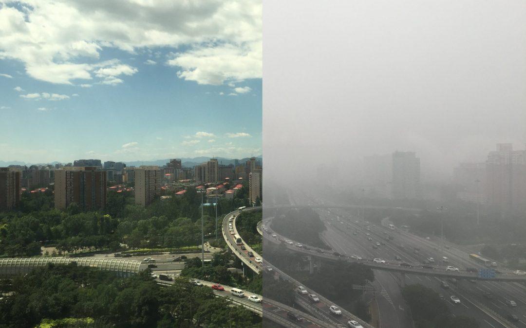 Pollution covid